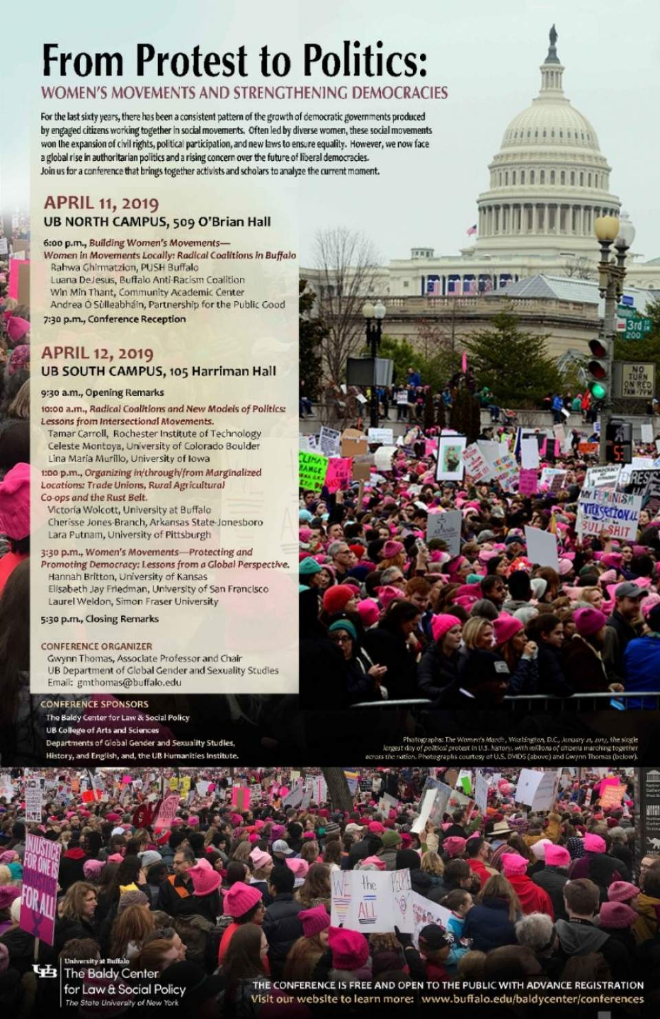 From Protest to Politics: Women's Movements and Strengthening Democracies