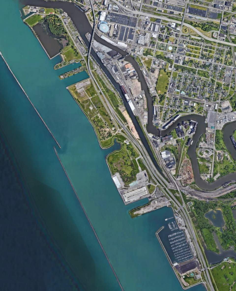 PPG's Comments on the Erie Canal Harbor Development Corporation General Project Plan