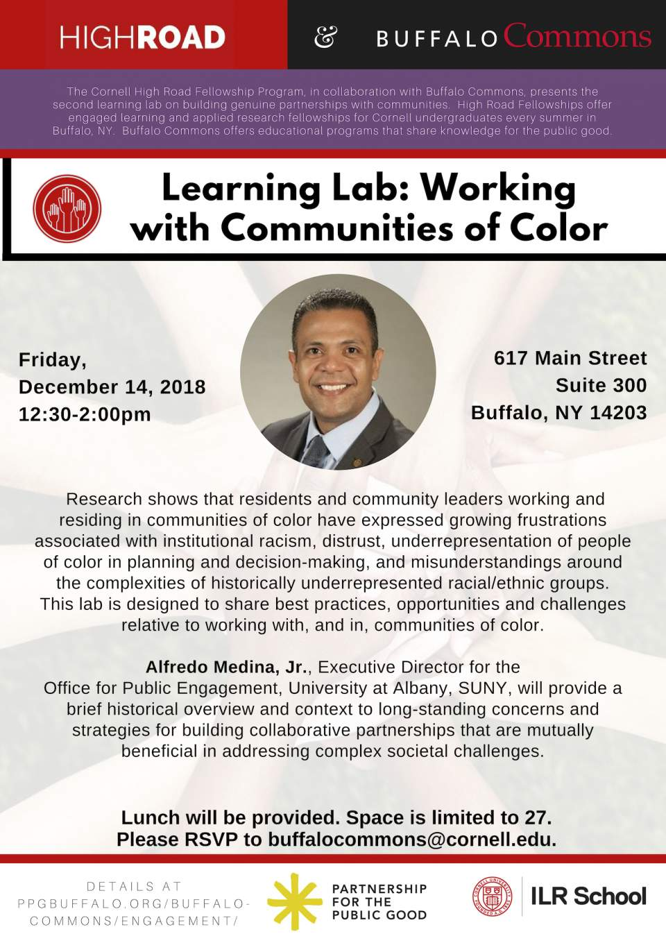 Learning Lab: Working with Communities of Color